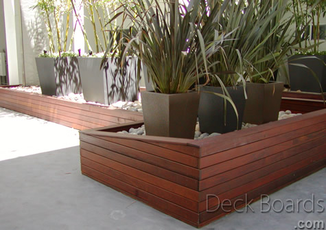 Uses for deck boards
