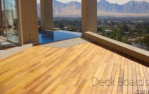 Deck Boards Garapa Decking