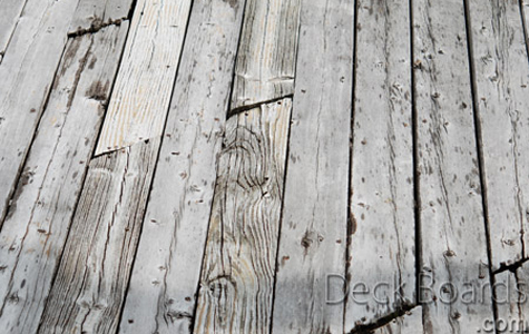 Deck boards acq vs mca pressure treated decking for Low price decking