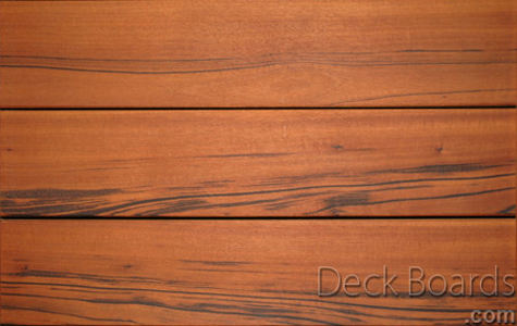 Tigerwood Deck Boards